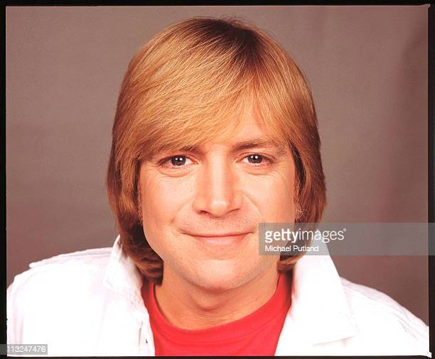 The Moody Blues Justin Hayward studio portrait 1984