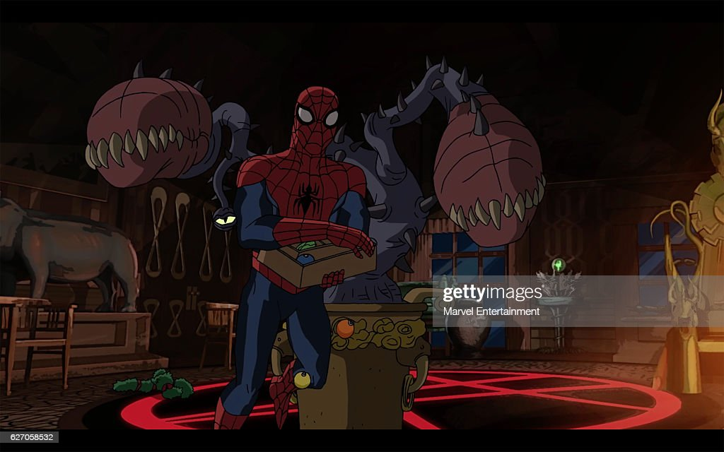 S ULTIMATE SPIDER-MAN VS. THE SINISTER 6 - 'The Moon Knight Before Christmas' - While house-sitting on Christmas Eve, Spider-Man is forced to team up with Moon Knight to defend the home from the new Mysterio. This episode of 'Marvel's Ultimate Spider-Man VS. The Sinister 6' airs Saturday, December 17 (8:00 - 8:30 P.M. EST) on Disney XD. SPIDER-MAN