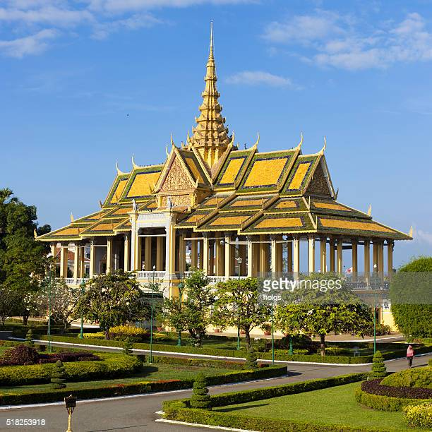 The Moonlight Pavilion in Phnom Penh, Cambodia