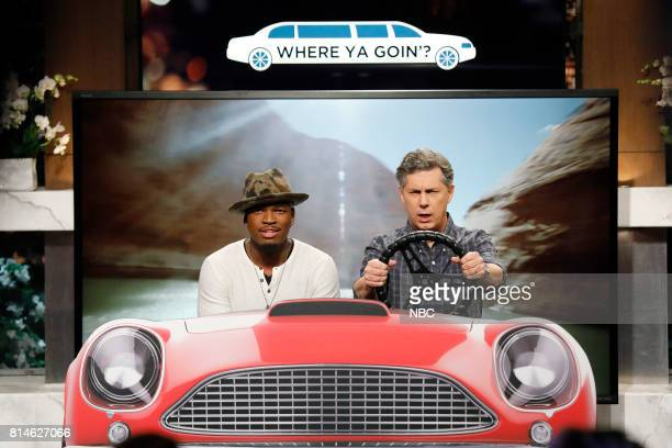 NIGHT 'The More You NeYo' Episode 501 Pictured NeYo Chris Parnell
