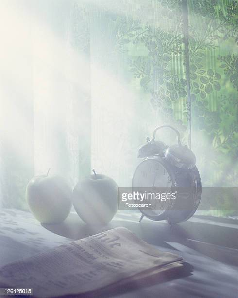 The morning light, Close Up, High Angle View, Soft Focus, Lens Flare