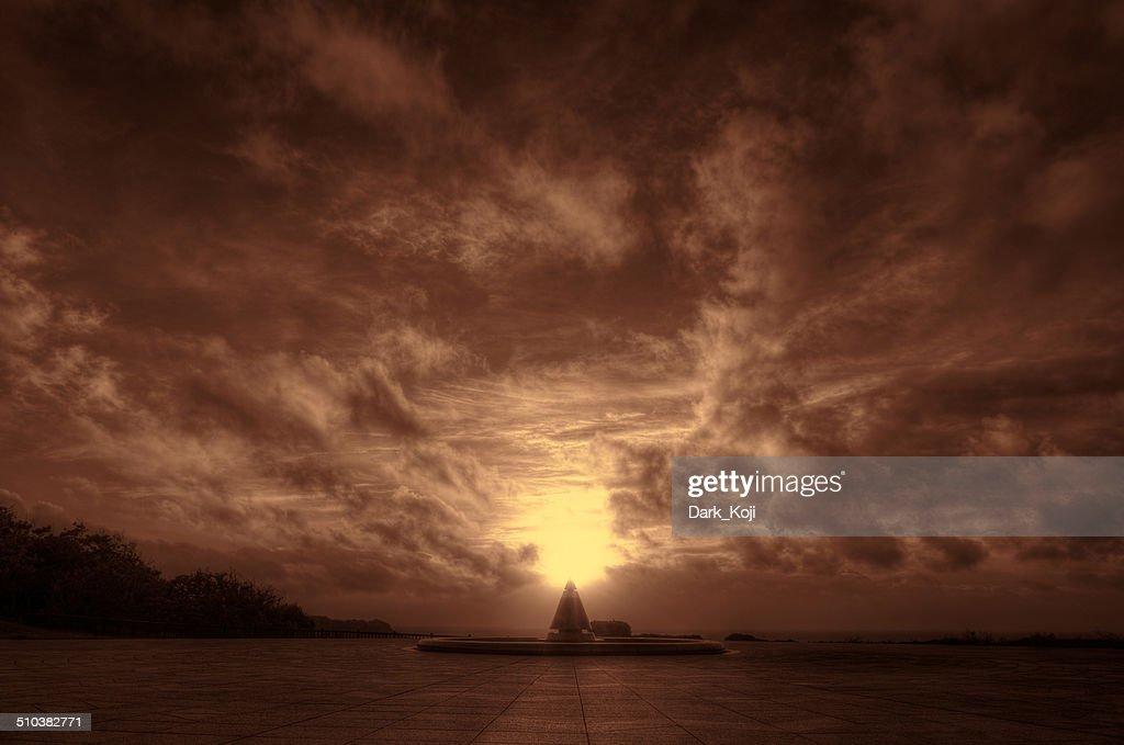 The morning sun | Okinawa, Japan
