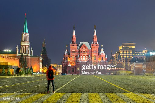 The Moscow Kremlin, Russia : Stock Photo