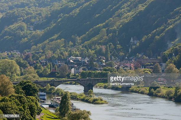 The Moselle River in Trier