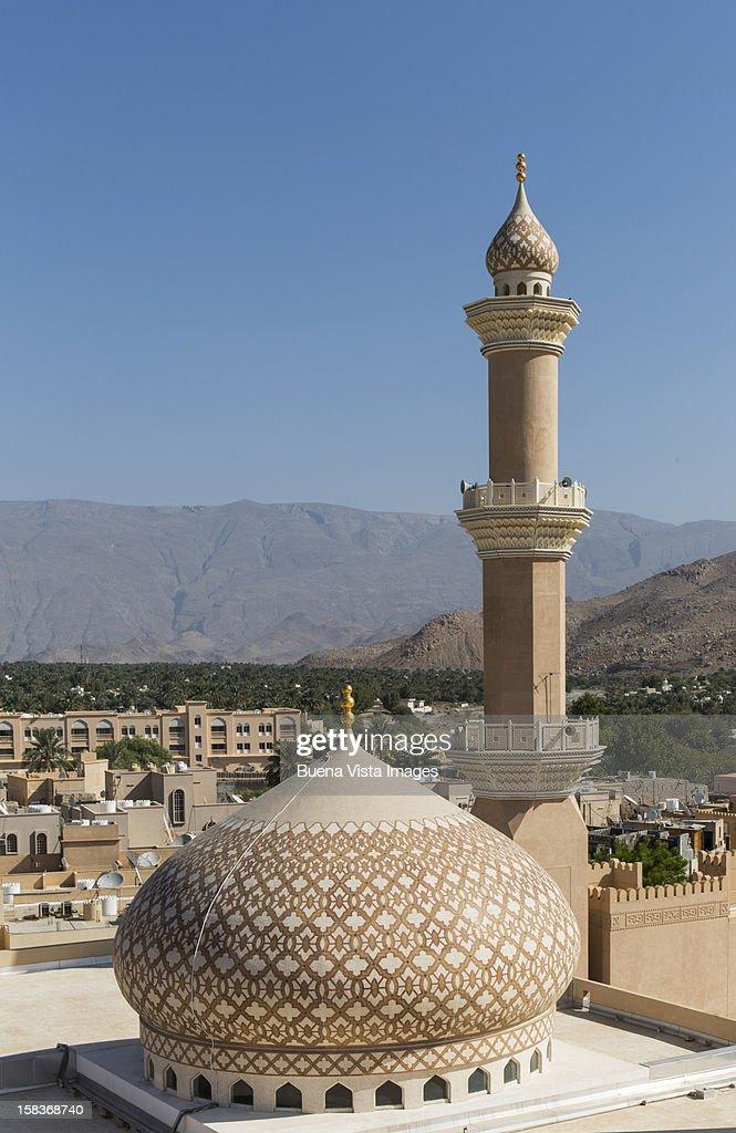 The Mosque of Nizwa, Oman.