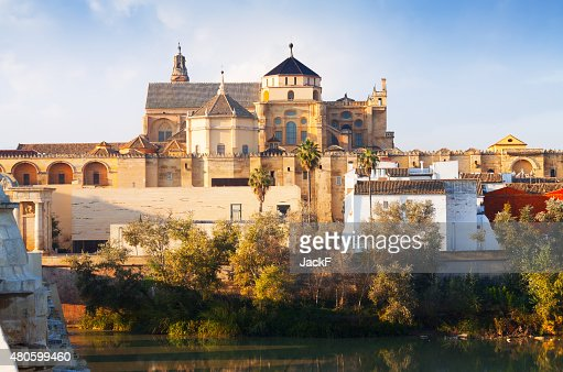 The Mosque-cathedral of Cordoba : Stock Photo
