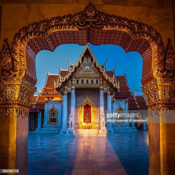 The most beautiful temple in Bangkok