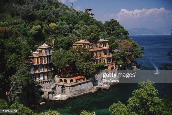 1985 The most exclusive fishing village in Italy Portofino on Italy's Ligurian coast