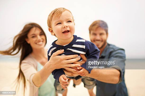 Le plus important est de temps en famille