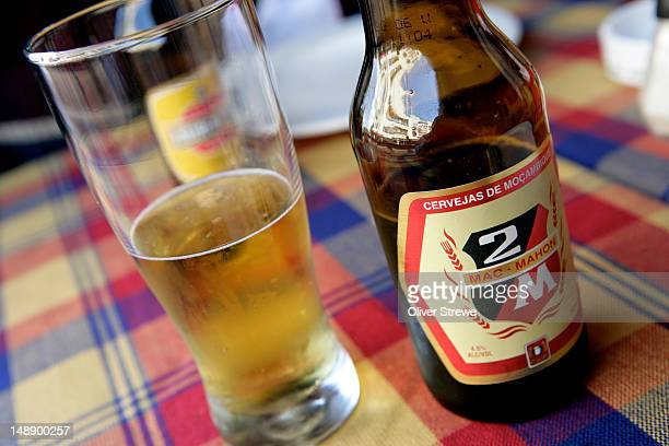The most popular beer in Mozambique 2M
