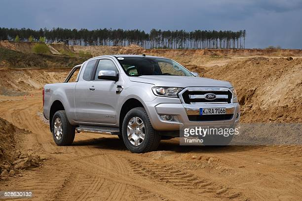 The most popular pick-up in Europe - Ford Ranger