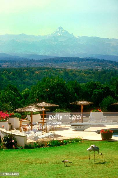 The Mount Kenya Safari Club on the Equator This lodge was used in the filming of Out of Africa Kenya