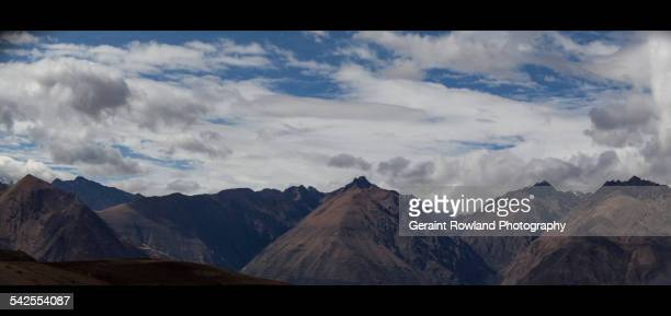 The Mountain Range Surround Maras