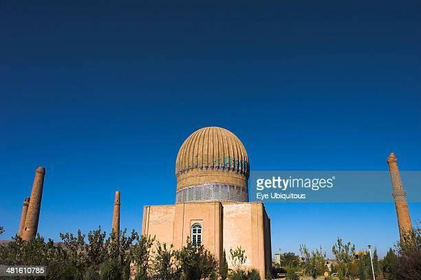 The Mousallah Complex Gaur Shads MausoleumPart of the Mousallah Complex