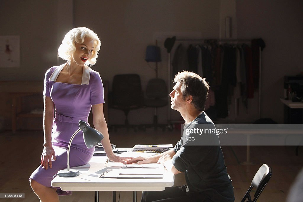 SMASH 'The Movie Star' Episode 111 Pictured Katharine McPhee as Karen Cartwright Jack Davenport as Derek Wills