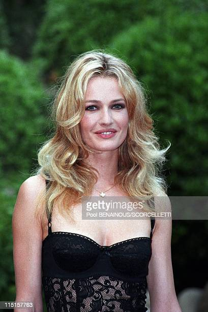 The MTV Music Awards in Monaco City Monaco on May 06 1998 Karen Mulder