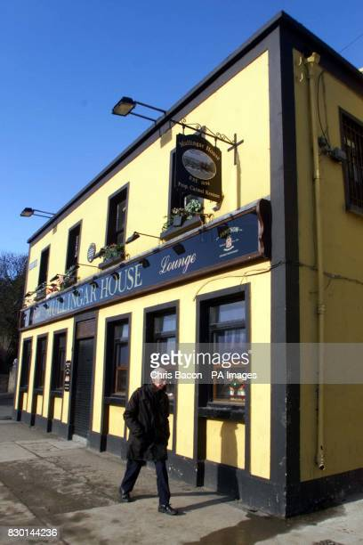The Mullingar House pub a listed 300 year old one time coaching inn in Dublin's Chapelizod district Dublin Corporation has ordered a halt on...