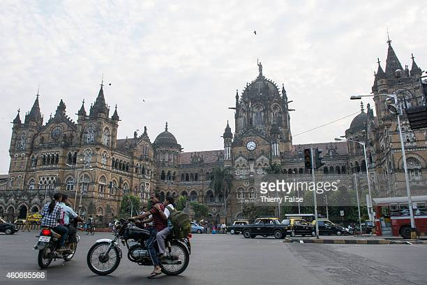 The Mumbai central railway station today named Chhatrapati Shivaji Terminus is formerly known as Victoria Terminus