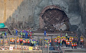 IND: MMRC Completes Fifth Tunnel Breakthrough At Chhatrapati Shivaji International Airport