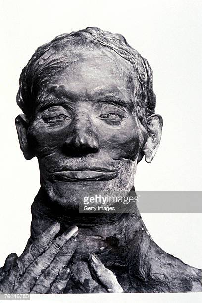 The mummy of Yuya thought by some to be Josua who after Moses led the Hebrews into the Promised land and logically would be the fatherinlaw of...