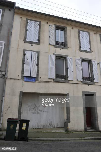 the murder of the family Troadec by the brother in law The building in Brest bought by Pierre Troadec in 1976 and where he would have found gold from...