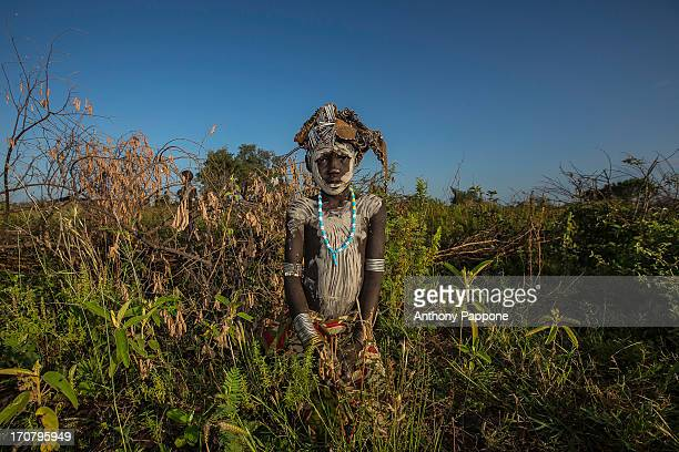 CONTENT] the Mursi tribe They are nomadic cattle herders live in the lower Omo Valley inside the mago national park near the Sudanese border They are...