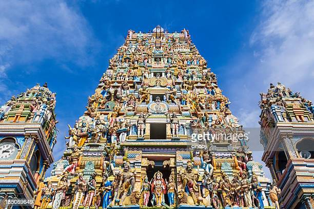 The Murugan Hindu Temple in Colombo