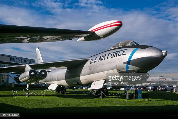 The Museum of Flight located at Boeing Field south of downtown is viewed on November 5 in Seattle Washington The Museum holds one of the largest and...