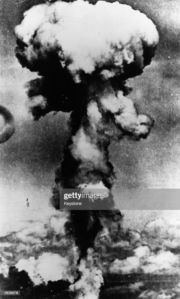 dropping of the atomic bomb On august 6, 1945, the world entered the atomic age without warning, a single nuclear bomb was dropped on the japanese city of hiroshima, killing about 90,000 people instantly and injuring.