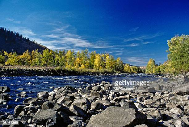 Fall Colors Along the Naches River
