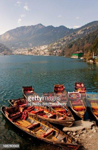 The Naini Lake, Nainital