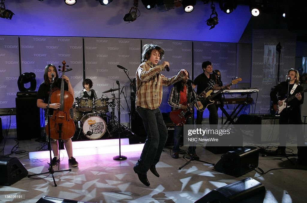 MONSTER!!!! naked brothers band shows