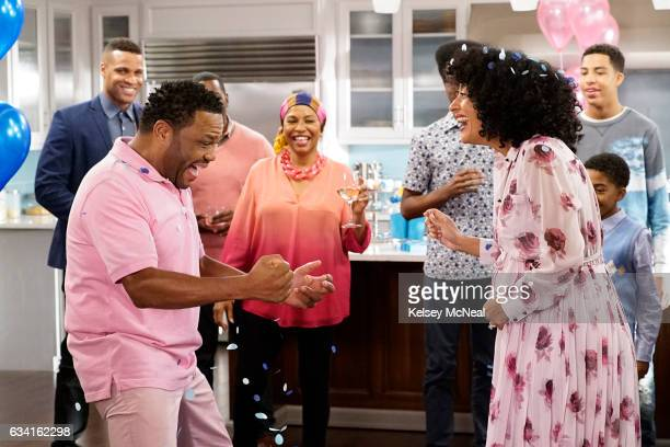 ISH 'The Name Game' Dre and Bow have a gender reveal party and Dre is thrilled because it's his turn to name the baby He decides on a culturally...