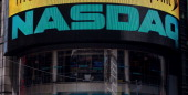 The Nasdaq exchange is seen in Time Square on June 7 2012 in New York City The Nasdaq announced that they plan to set aside $40 million to handle...