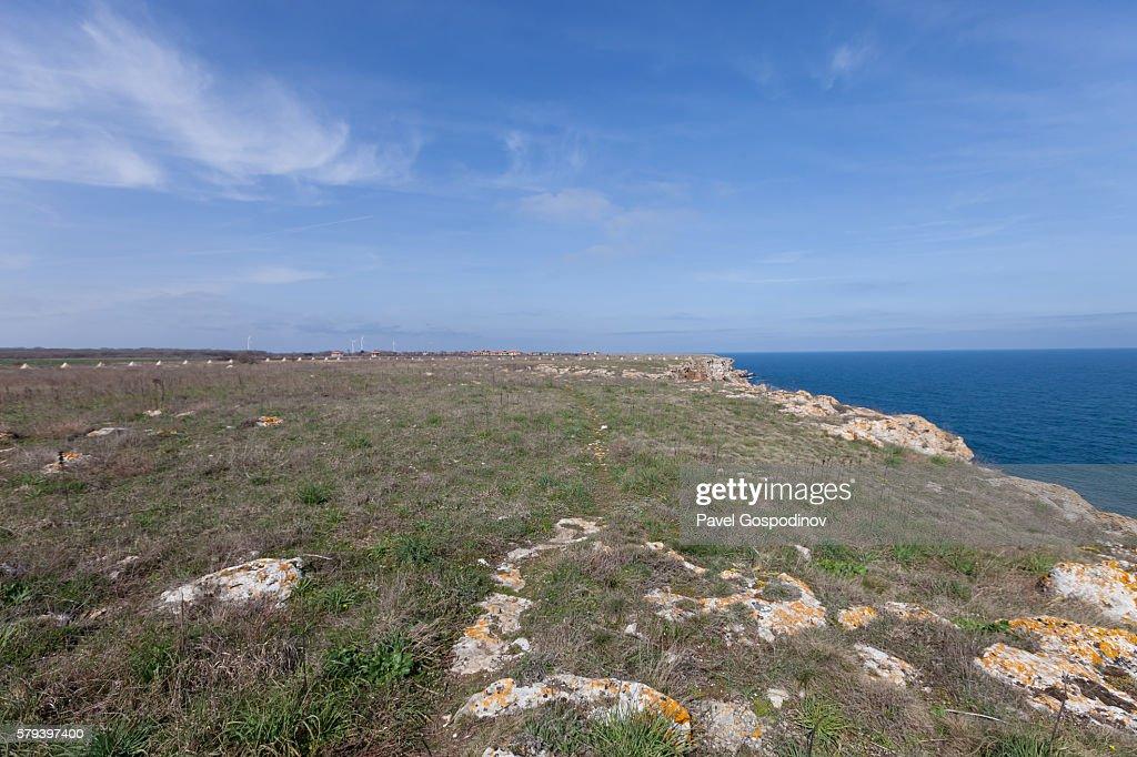 The National Archaeological Reserve 'Yailata' Near The Village Of Kamen Bryag, Northern Black Sea Coast, Bulgaria