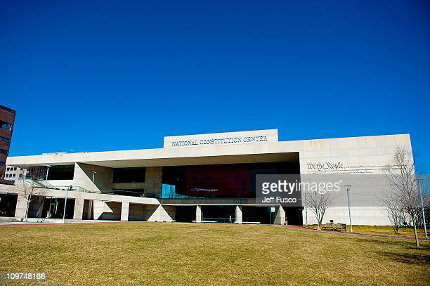 The National Constitution Center is shown on March 3 2011 in Philadelphia Pennsylvania