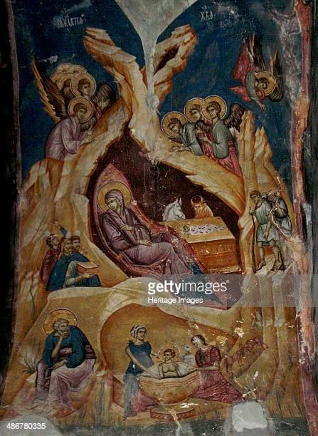 The Nativity of Christ 14th century Artist Anonymous