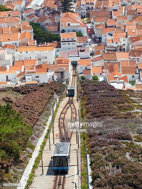 The Nazaré Funicular