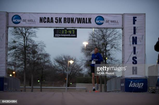 The NCAA Be Well 5K starting and finishing at the Alamo Dome during the annual NCAA Convention held in San AntonioTX