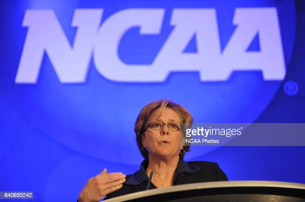 The NCAA Educational Session Weathering today's Economic Storm at the 2010 NCAA Convention held at the Marriott Marquis and the Hyatt Regency in...
