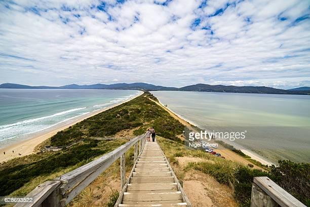 'The Neck' Bruny Island. Tasmania