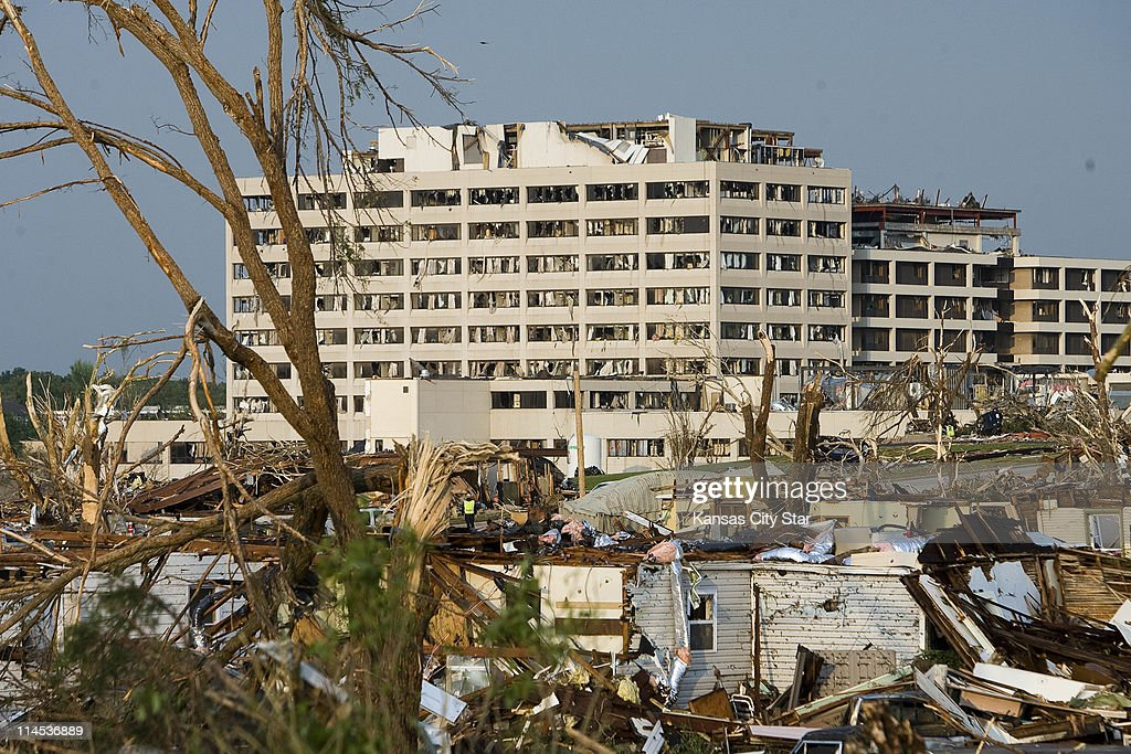 The neighborhood around St John's Regional Medical Center was virtually flattened on Monday May 23 after a tornado swept through the heart of the...