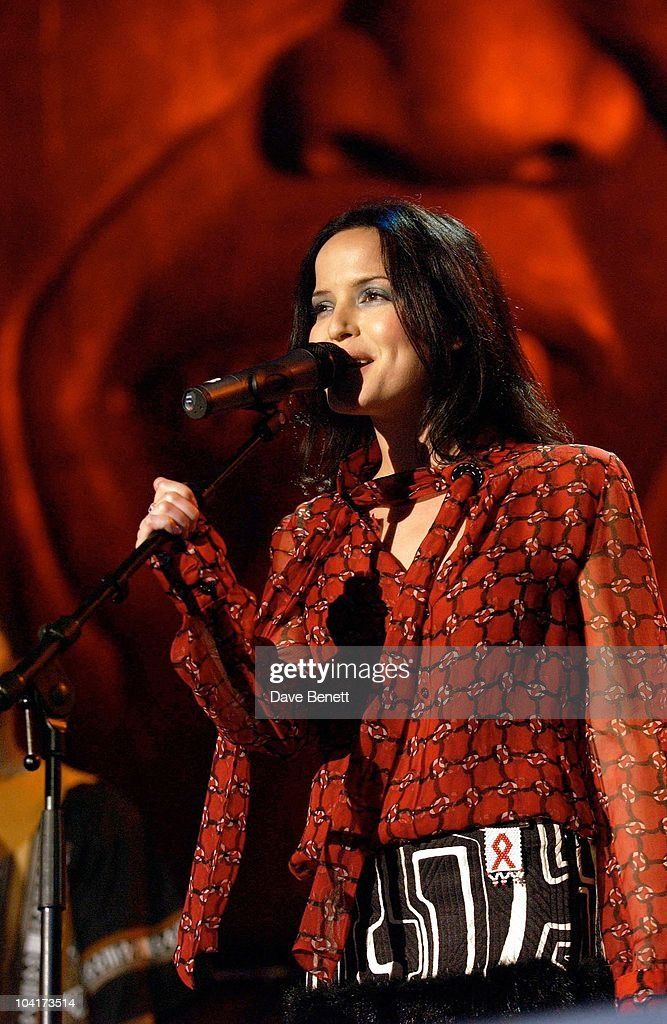 The Nelson Mandela Foundation's 46664 ' Give 1 Minute To Aids' Concert From The Greenpoint Stadium In Cape Town Africa, The Corrs