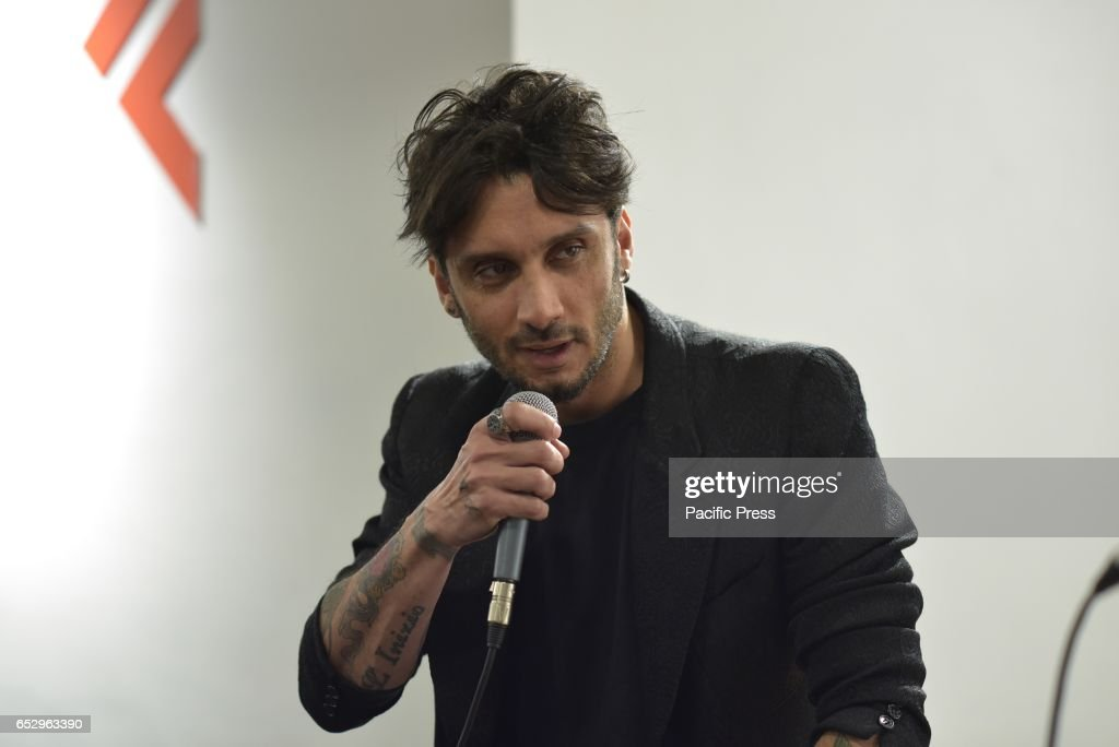 The new album by Fabrizio Moro 'Pace' is out March 10 in...