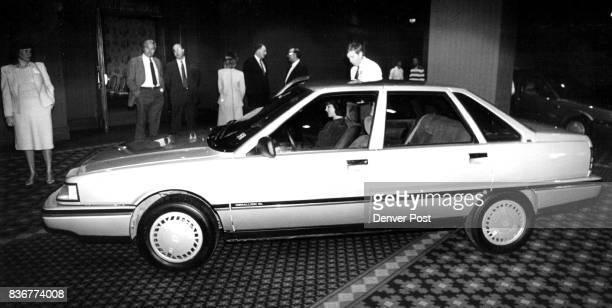 The New AMC's Renault Medallion Credit The Denver Post