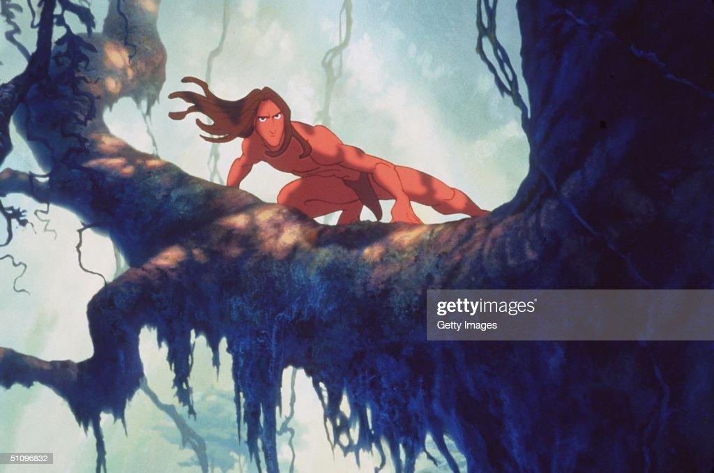 The New Animated Movie 'Tarzan'