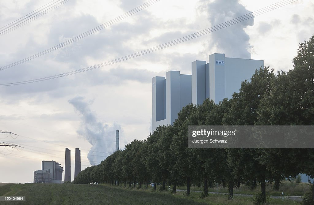 The new BoA 2&3 coal-burning power plant (R) stands behind trees the day after it officially went into operation on August 16, 2012 near Grevenbroich, Germany. The plant, which is operated by German power company RWE, is rated at 2,200 Megawatts, making it the biggest coal-fired plant in Europe. Though Germany is among world nations leading in investments in renewable energy sources, supporters of the BoA 2&3 argue the plant is necessary as a bridge until the capacity of renewable energy sources becomes sufficient, especially in light of Germany's commitment to phase out its nuclear power plants. According to RWE the plant will also replace 13 smaller, less-efficient coal-burning plants in the region.