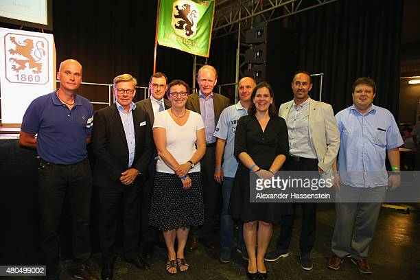 The new elected members of the board of management Robert Reisinger Dr Klaus Leipold KarlChristian Bay Beatrix Zurek Robert von Bennigsen Christian...