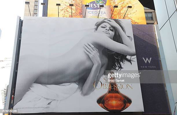 Eva Mendes Calvin Klein Obsession