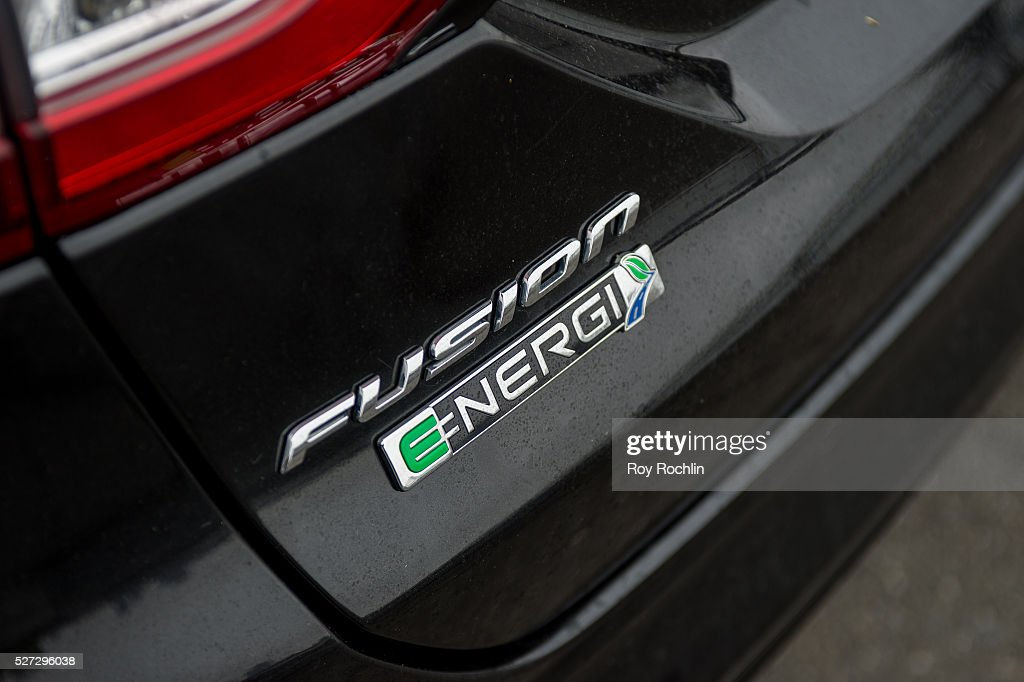 The new Ford Fusion showcased at the New Yorkers For Clean Power Campaign Launch at Solar 1 on May 2, 2016 in New York City.